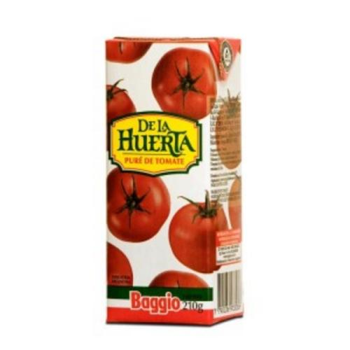 Imágen de Puré Tomate La Huerta