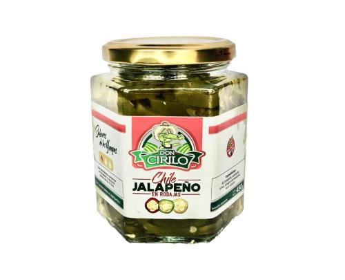 Imágen de Jalapeños En Aceite