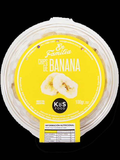 Imágen de Chips De Banana